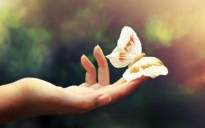 mujer-mano-mariposa